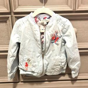 Jessica Simpson Zip-Up Jacket